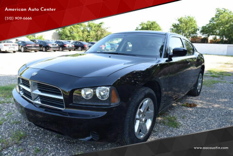 2010 Dodge Charger for sale at American Auto Center in Austin TX