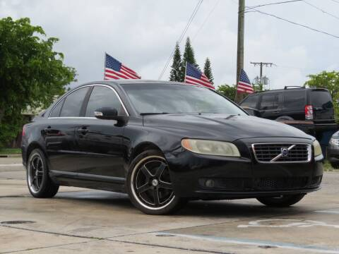 2009 Volvo S80 for sale at DK Auto Sales in Hollywood FL