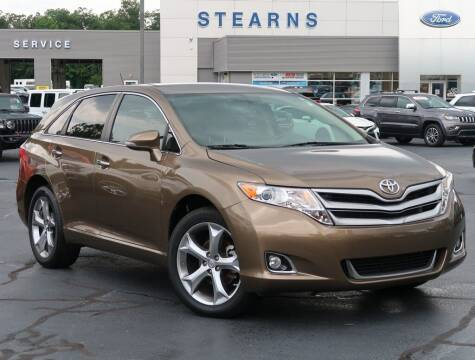 2014 Toyota Venza for sale at Stearns Ford in Burlington NC