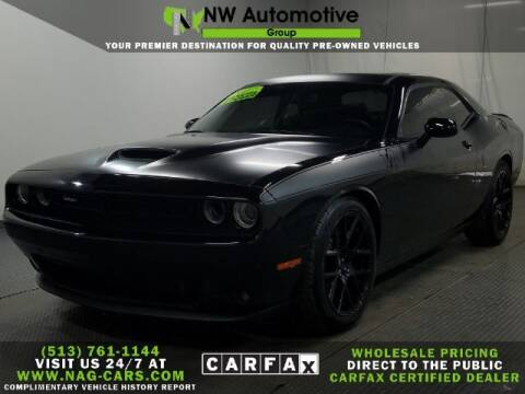 2017 Dodge Challenger for sale at NW Automotive Group in Cincinnati OH