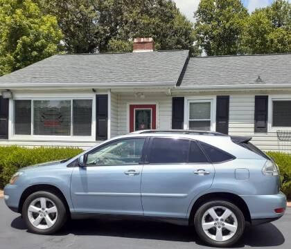 2008 Lexus RX 350 for sale at SIGNATURES AUTOMOTIVE GROUP LLC in Spartanburg SC