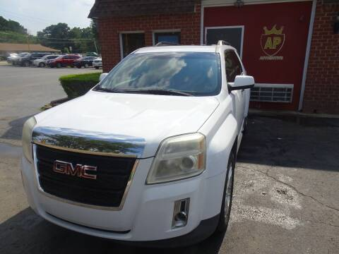 2011 GMC Terrain for sale at AP Automotive in Cary NC