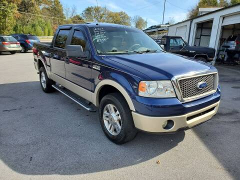 2007 Ford F-150 for sale at DISCOUNT AUTO SALES in Johnson City TN