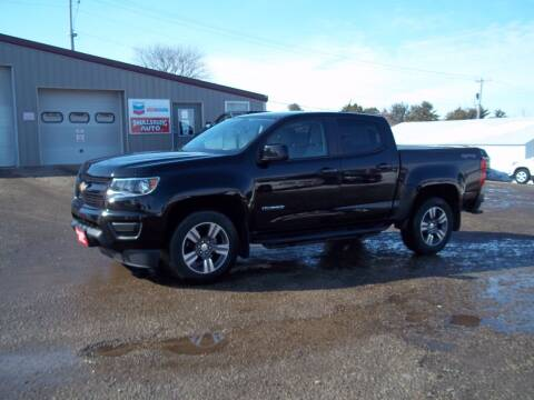 2018 Chevrolet Colorado for sale at SHULLSBURG AUTO in Shullsburg WI