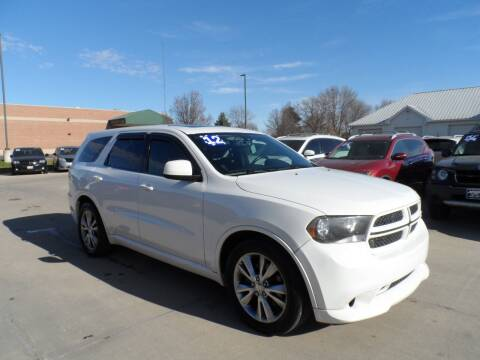 2012 Dodge Durango for sale at America Auto Inc in South Sioux City NE