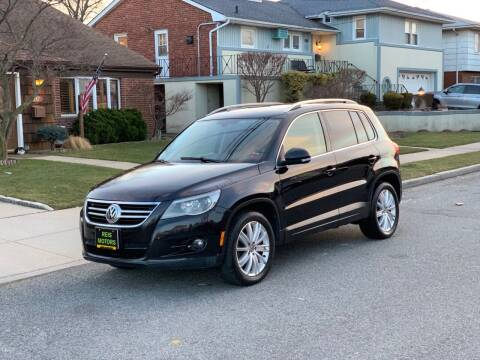 2009 Volkswagen Tiguan for sale at Reis Motors LLC in Lawrence NY
