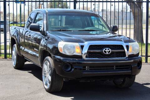 2011 Toyota Tacoma for sale at Avanesyan Motors in Orem UT