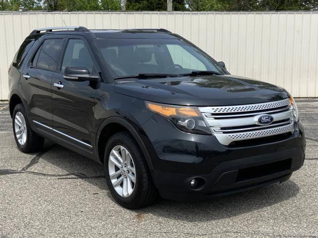 2013 Ford Explorer for sale at Miller Auto Sales in Saint Louis MI