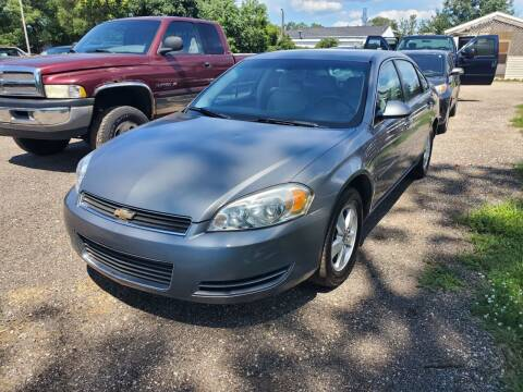 2006 Chevrolet Impala for sale at ASAP AUTO SALES in Muskegon MI