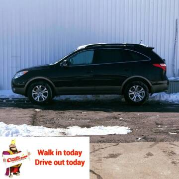 2012 Hyundai Veracruz for sale at Credit Connection Auto Sales in Midwest City OK