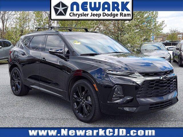 2019 Chevrolet Blazer for sale at NEWARK CHRYSLER JEEP DODGE in Newark DE