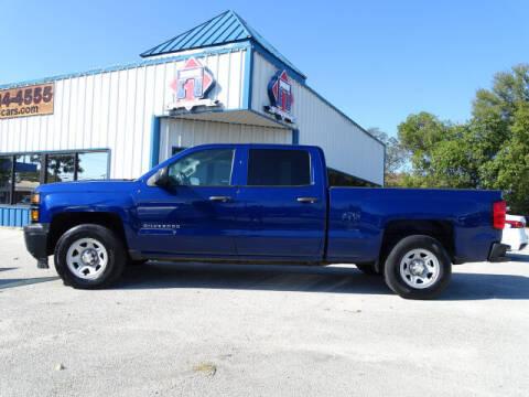 2014 Chevrolet Silverado 1500 for sale at DRIVE 1 OF KILLEEN in Killeen TX