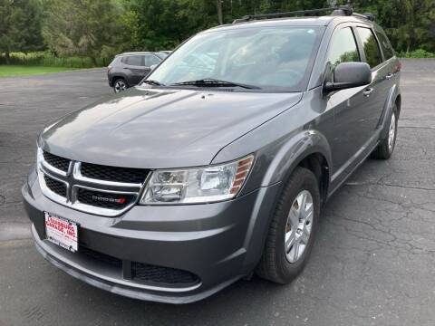 2012 Dodge Journey for sale at Louisburg Garage, Inc. in Cuba City WI