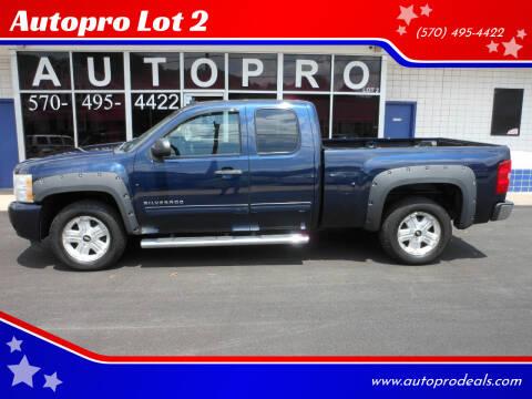 2011 Chevrolet Silverado 1500 for sale at Autopro Lot 2 in Sunbury PA