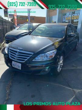 2011 Hyundai Genesis for sale at Los Primos Auto Plaza in Antioch CA