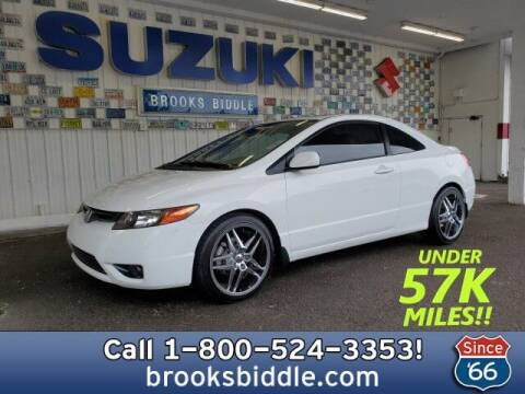 2008 Honda Civic for sale at BROOKS BIDDLE AUTOMOTIVE in Bothell WA