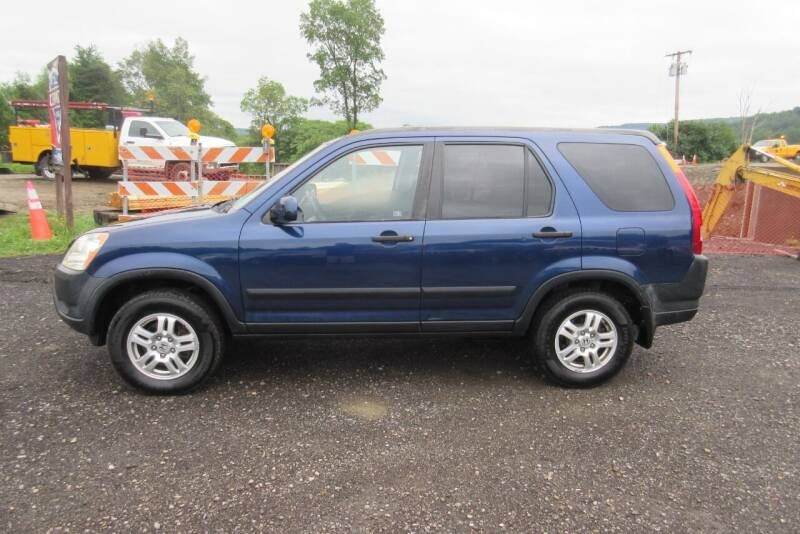 2003 Honda CR-V for sale at Clearwater Motor Car in Jamestown NY