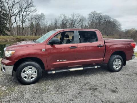 2010 Toyota Tundra for sale at Auto Link Inc in Spencerport NY