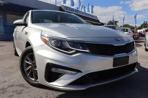 2020 Kia Optima for sale at OCEAN AUTO SALES in Miami FL