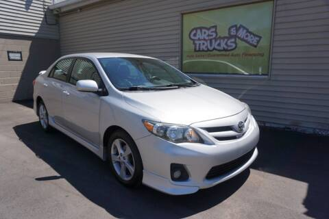 2013 Toyota Corolla for sale at Cars Trucks & More in Howell MI
