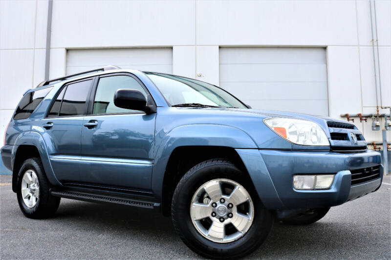 2004 Toyota 4Runner for sale at Chantilly Auto Sales in Chantilly VA