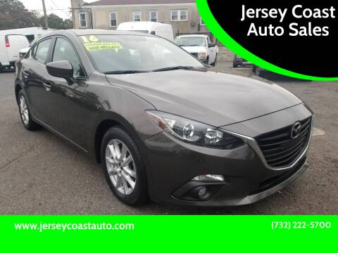 2016 Mazda MAZDA3 for sale at Jersey Coast Auto Sales in Long Branch NJ