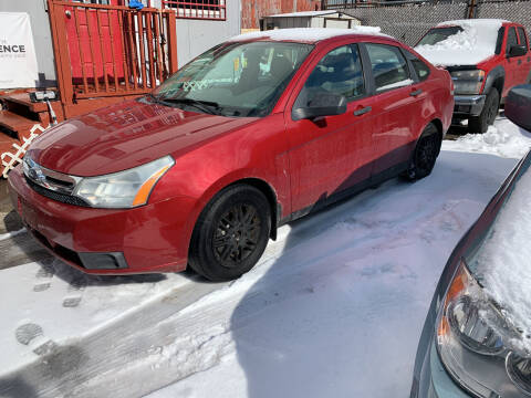 2009 Ford Focus for sale at Raceway Motors Inc in Brooklyn NY