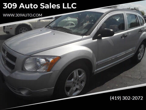 2007 Dodge Caliber for sale at 309 Auto Sales LLC in Harrod OH