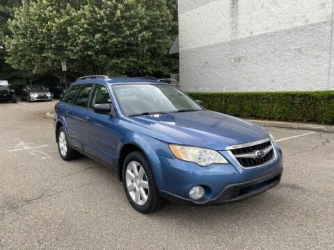 2008 Subaru Outback for sale at Select Auto in Smithtown NY
