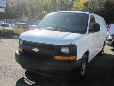 2012 Chevrolet Express Cargo for sale at Zinks Automotive Sales and Service - Zinks Auto Sales and Service in Cranston RI