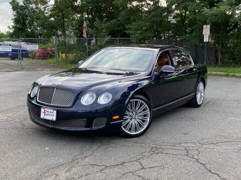 2010 Bentley Continental for sale at JMAC IMPORT AND EXPORT STORAGE WAREHOUSE in Bloomfield NJ