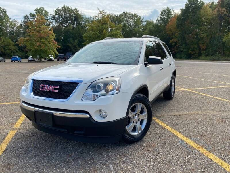 2011 GMC Acadia for sale at STARIA AUTO GROUP LLC in Akron OH