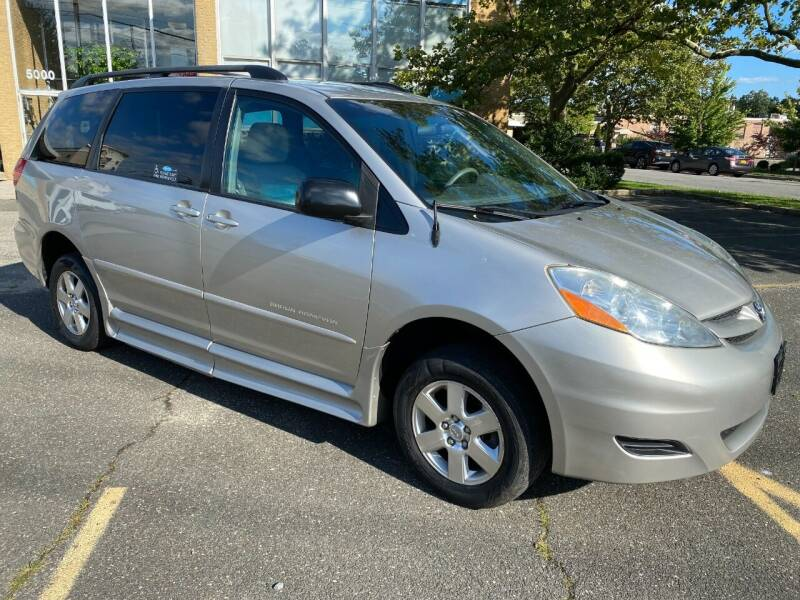 2010 Toyota Sienna for sale at Major Vehicle Exchange in Westbury NY