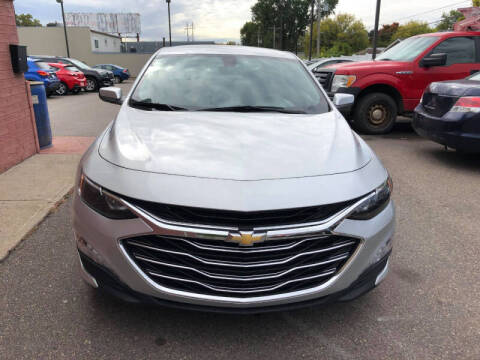 2020 Chevrolet Malibu for sale at Nice Cars Auto Inc in Minneapolis MN