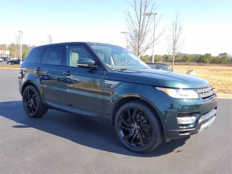 2014 Land Rover Range Rover Sport for sale at Southern Auto Solutions - Lou Sobh Kia in Marietta GA
