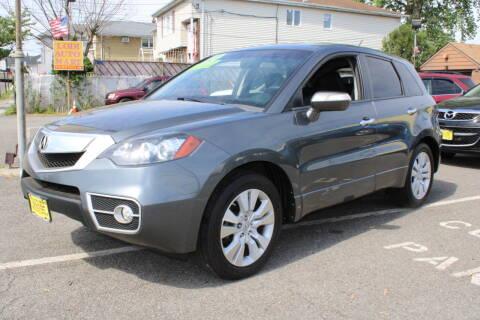 2010 Acura RDX for sale at Lodi Auto Mart in Lodi NJ