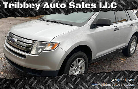 2010 Ford Edge for sale at Tribbey Auto Sales in Stockbridge GA