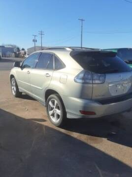 2004 Lexus RX 330 for sale at Potter Motors Conway in Conway AR