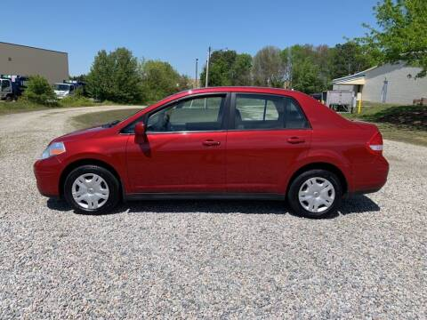 2011 Nissan Versa for sale at MEEK MOTORS in North Chesterfield VA