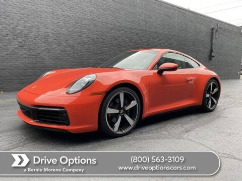 2020 Porsche 911 for sale at Drive Options in North Olmsted OH
