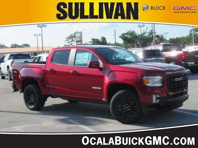 2021 GMC Canyon for sale in Ocala, FL