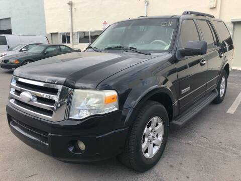 2008 Ford Expedition for sale at Eden Cars Inc in Hollywood FL
