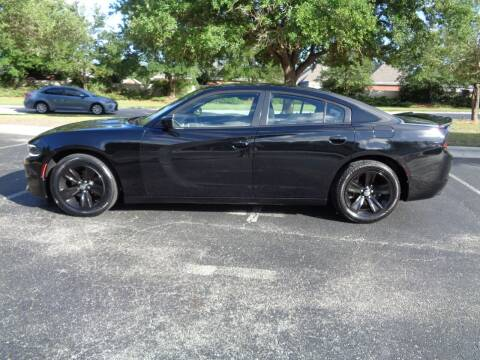 2016 Dodge Charger for sale at BALKCUM AUTO INC in Wilmington NC