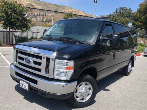 2013 Ford E-Series Cargo for sale at CITY MOTOR SALES in San Francisco CA