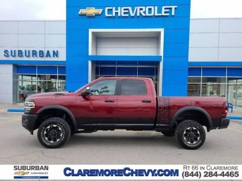 2020 RAM Ram Pickup 2500 for sale at Suburban Chevrolet in Claremore OK