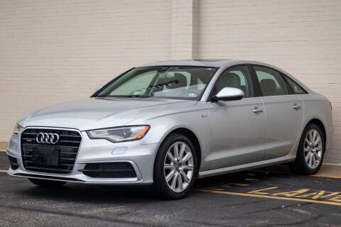 2012 Audi A6 for sale at Carland Auto Sales INC. in Portsmouth VA