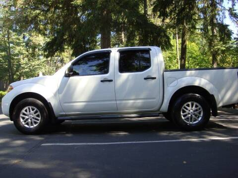 2017 Nissan Frontier for sale at Western Auto Brokers in Lynnwood WA