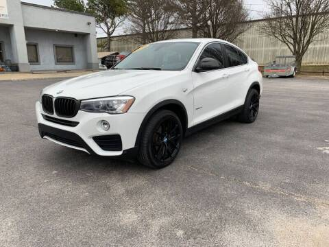 2016 BMW X4 for sale at Bagwell Motors Springdale in Springdale AR