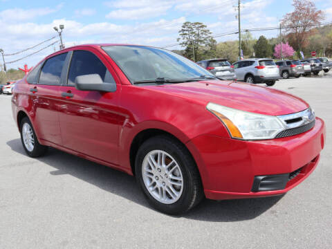 2010 Ford Focus for sale at Viles Automotive in Knoxville TN