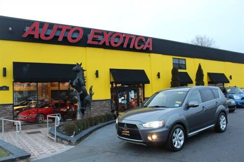 2011 Mitsubishi Outlander for sale at Auto Exotica in Red Bank NJ